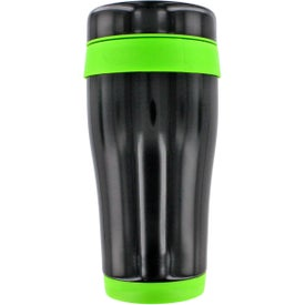 Stainless Steel Curvy Tumbler Printed with Your Logo