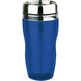 Translucent Curvy Tumbler for Your Church