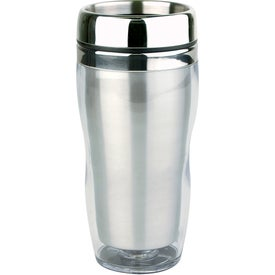 Translucent Curvy Tumbler for Promotion