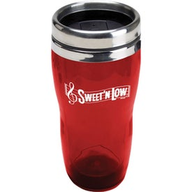 Translucent Double Wall Tumbler with Your Slogan