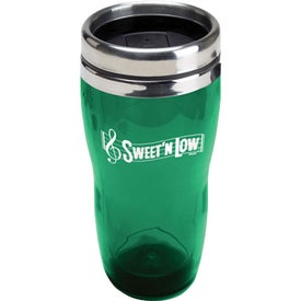 Branded Translucent Double Wall Tumbler