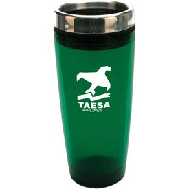 Translucent Double Wall Insulated Tumbler Branded with Your Logo
