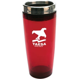 Translucent Double Wall Insulated Tumbler for Promotion