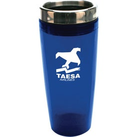 Translucent Double Wall Insulated Tumbler (18 Oz.)