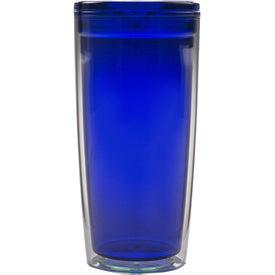 Translucent Plastic Tumbler (21 Oz.)