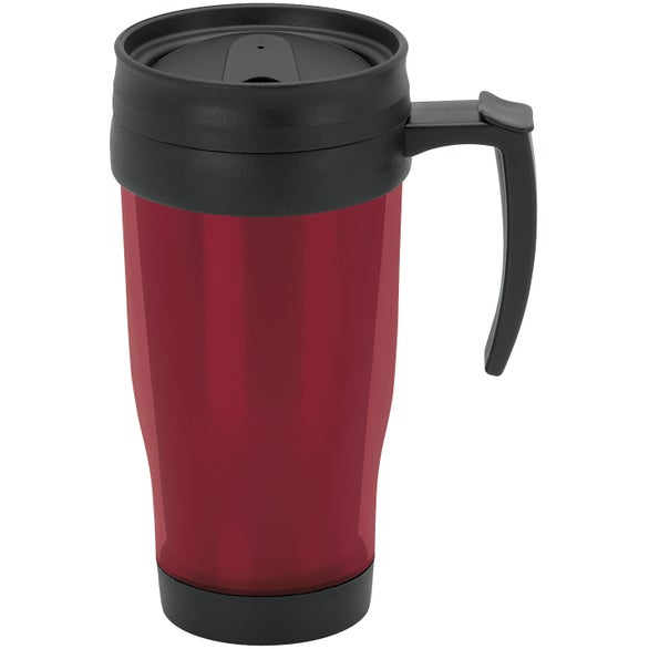 Translucent Travel Mug (15 Oz.) | Promotional Travel Mugs | 3.37 Ea.