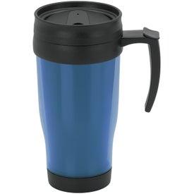Customized Translucent Travel Mug