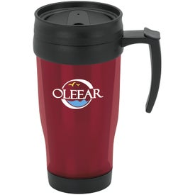 Translucent Travel Mug for Your Organization
