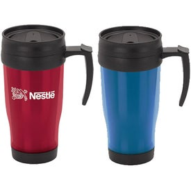 Translucent Travel Mug for your School