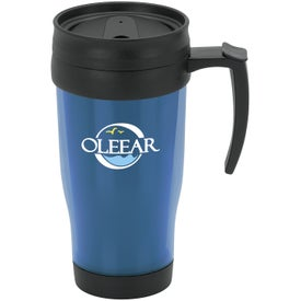 Translucent Travel Mug (15 Oz.)