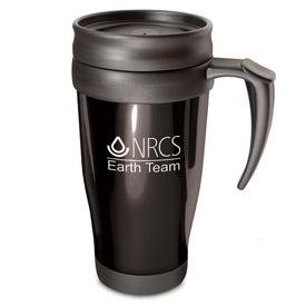 Custom Translucent Travel Mug
