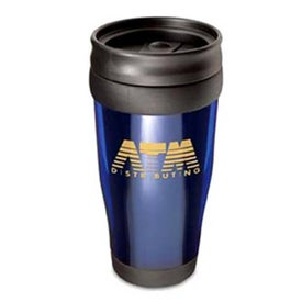 Translucent Travel Tumbler (15 Oz.)