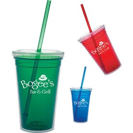 Double Wall Translucent Tumbler for your School