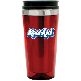 Translucent Tumbler With Stainless Steel Liner for Marketing