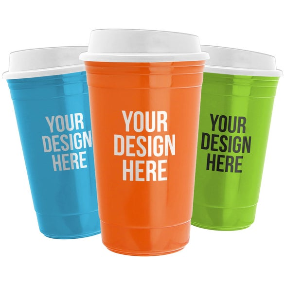 Traveler Insulated Cup (15 Oz.)