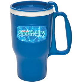 Traveler Mug with Your Logo