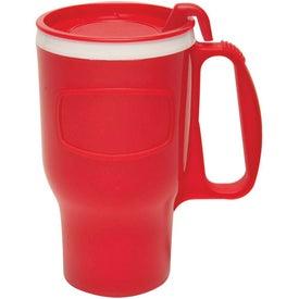 Custom Traveler Mug