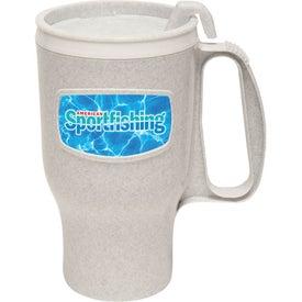 Branded Traveler Mug
