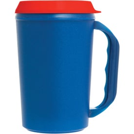 Travel Mug with Drink Thru Lid Giveaways