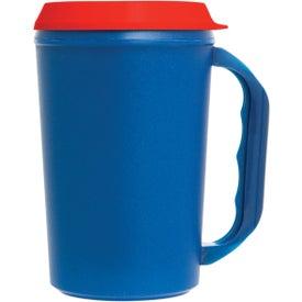 Travel Mug with Drink Thru Lid Giveaways