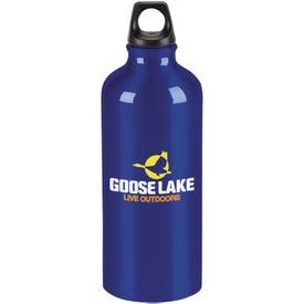 Promotional Metal Trek Water Bottle