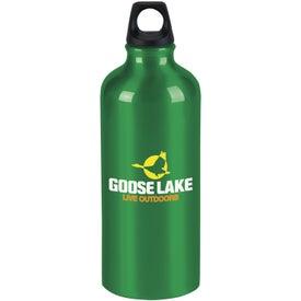 Metal Trek Water Bottle for your School