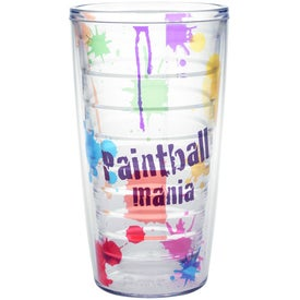 Personalized Tritan Double Wall Tumbler