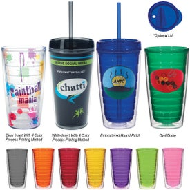 Tritan Double Wall Tumbler (16 Oz.)