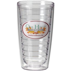 Tritan Tumbler with Dome Imprint (16 Oz.)