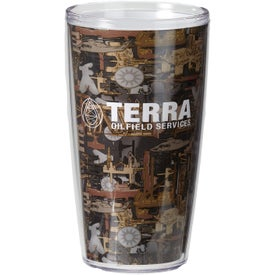 Tritan USA Oilfield Camo Tumbler (16 Oz.)