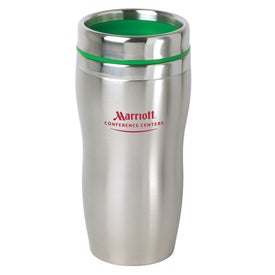 Dual Wall Tumbler Printed with Your Logo