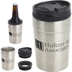 Tumbler and Can Holder (12 Oz.)