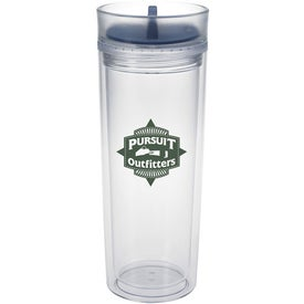 Tumbler with Color Twist Lid for Your Organization