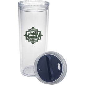 Tumbler with Color Twist Lid for Advertising