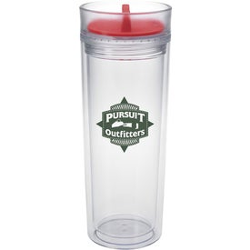 Tumbler with Color Twist Lid for your School