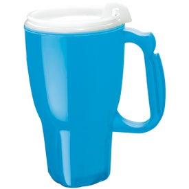Imprinted Twister Mug
