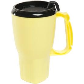 Twister Mug Imprinted with Your Logo