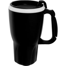Twister Mug with Matching Lid for Your Organization