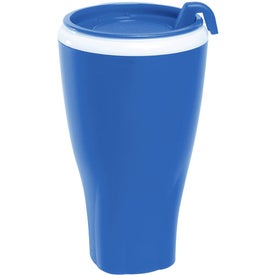 Twister Tumbler with Matching Lid Branded with Your Logo
