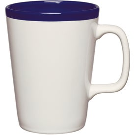 Personalized Two Tone Java Mug