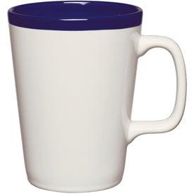 Personalized Two Tone Java Mug