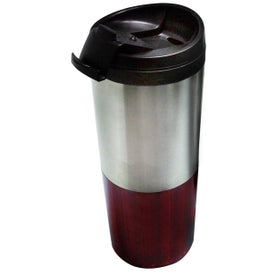 Two-Tone Stainless Steel Tumbler (16 Oz.)
