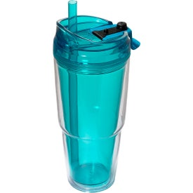 Two-Way Traveler's Tumbler (22 Oz.)
