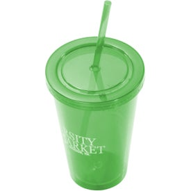 Varsity Double Wall Acrylic Tumbler for Your Church