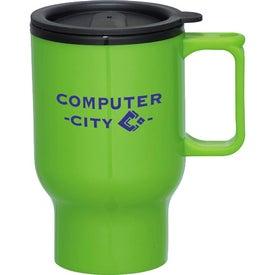 Venice Travel Mug Imprinted with Your Logo