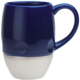 Company Vespas III Ceramic/Steel Mug