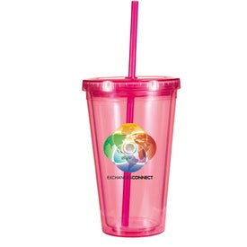 Personalized Victory Acrylic Tumbler