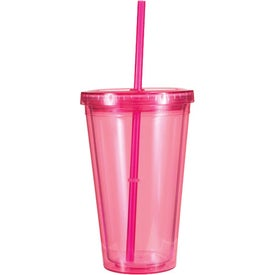 Victory Acrylic Tumbler Printed with Your Logo