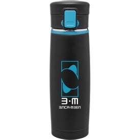 Viper Thermal Tumbler (Black, 16 Oz.)