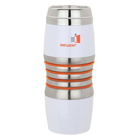 Promotional Virone Acrylic and Steel Tumbler